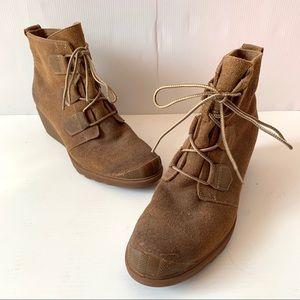 SOREL Toronto Lace-Up Boots - Size 11
